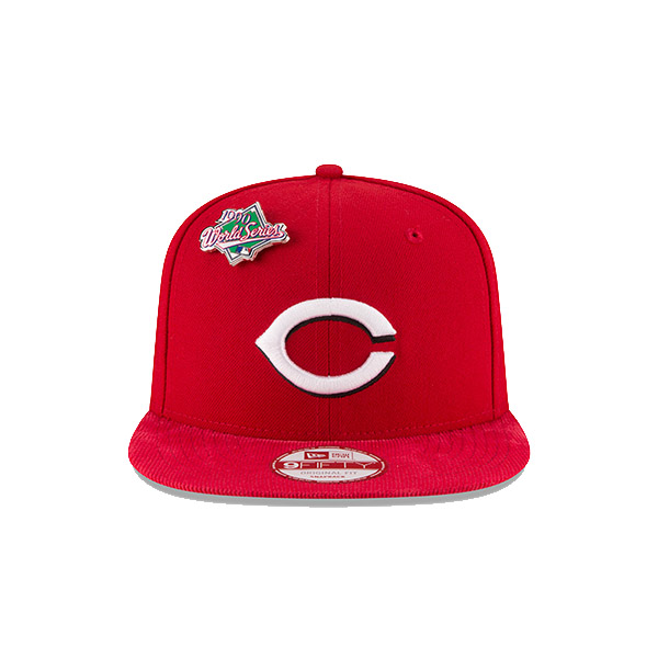 Gorras New Era Reds Pin