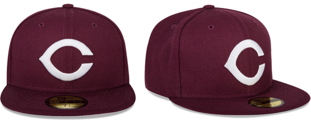 Gorra New Era retro Tomateros