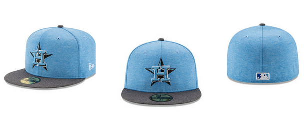 Gorras New Era MLB Houston Astros