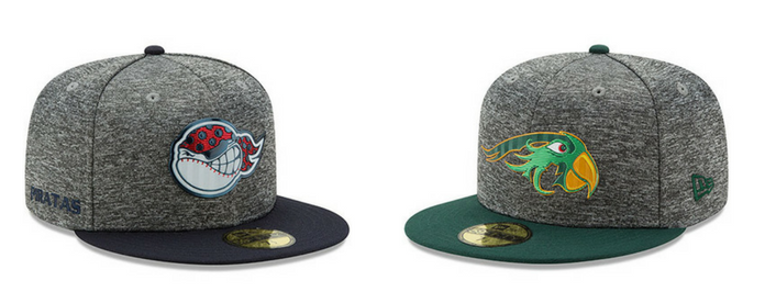 Gorras New Era Piratas-Pericos