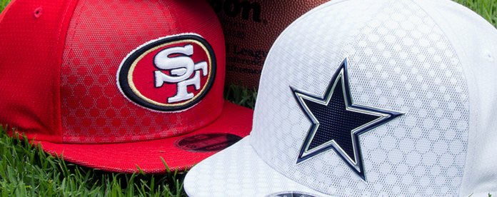 Gorras de NFL New Era Color Rush