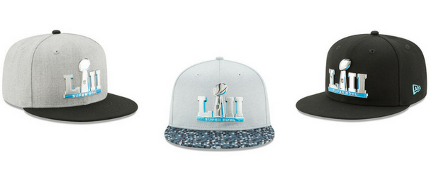 Gorras Super Bowl LII