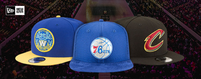 Gorras New Era NBA colecciones para la recta final de temporada