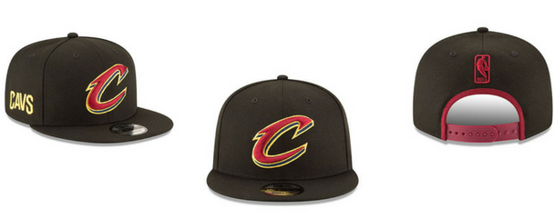 Gorras New Era NBA Statment Edition Cleveland Cavaliers