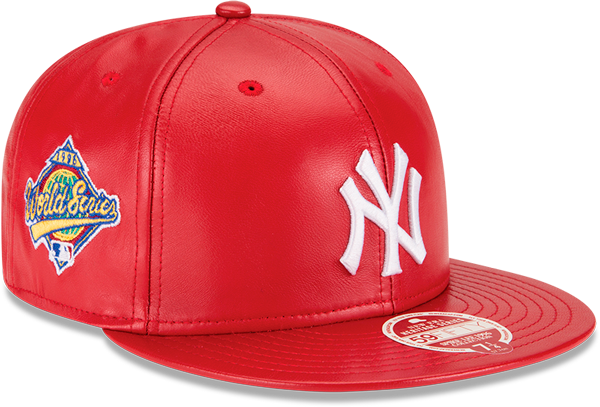 db81f55f42fe7 La gorra New Era roja de Spike Lee