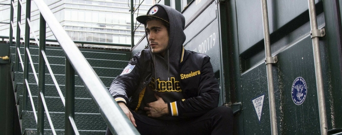 New Era: ropa de NFL, Steelers.