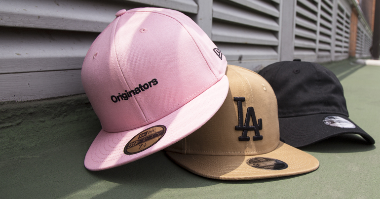Gorras New Era True Originators