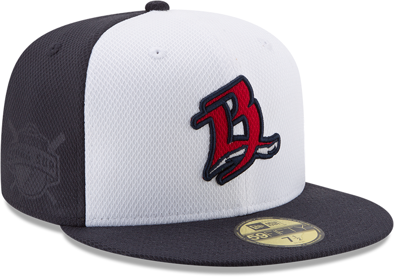 Gorras LMB Diamond Era Bravos