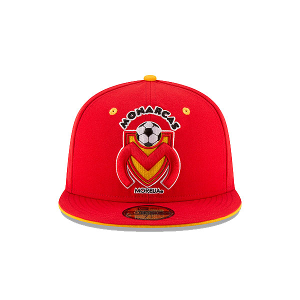 Gorras New Era Monarcas