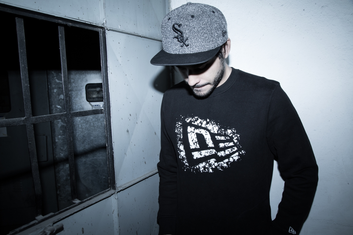 New Era Apparel Sudadera