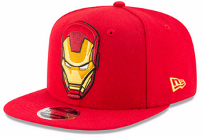 Gorra New Era Iron Man