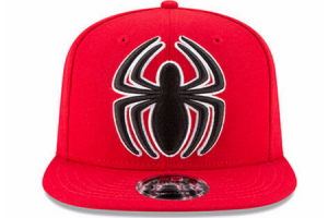 Gorra New Era Spider Man