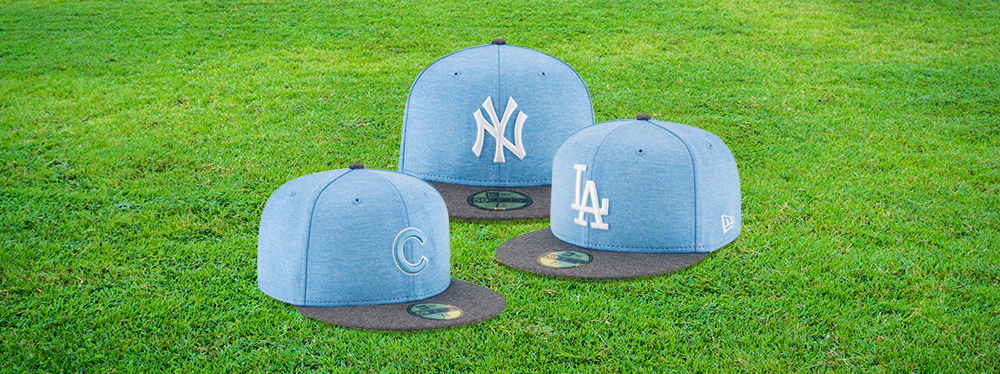 Develamos la colección especial de MLB Father's Day