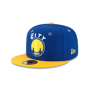 Gorra Warriors NBA New Era