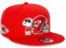 KC Chiefs Snoopy 9fifty
