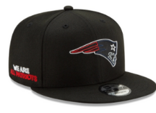 New England Patriots NFL Draft 2020 9Fifty