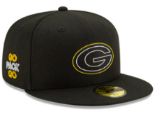 Green Bay Packers NFL Draft 2020 9Fifty
