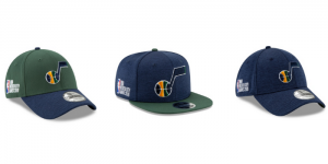Gorras NBA Utah Jazz Mexico City Games