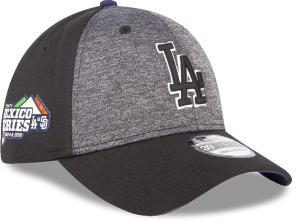 Gorra Dodgers MLB Mexico Series 2018 39THIRTY