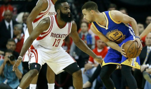 Final de Conferencia Oeste Rockets vs Warriors