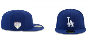 Gorra MLB LA Dodgers World Series