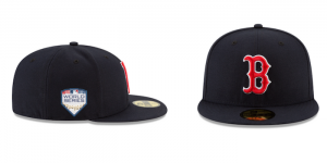 Gorra MLB Red Sox