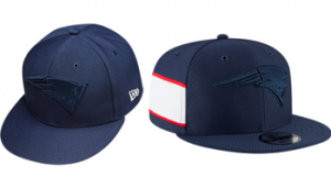 Gorra Patriotas NFL Color Rush