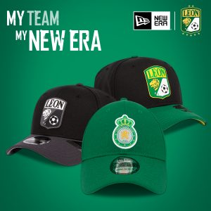 Gorras Leon New Era