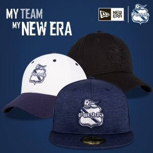 Gorras Puebla New Era