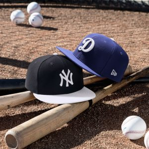 New Era Batting Practice Yankees-Dodgers