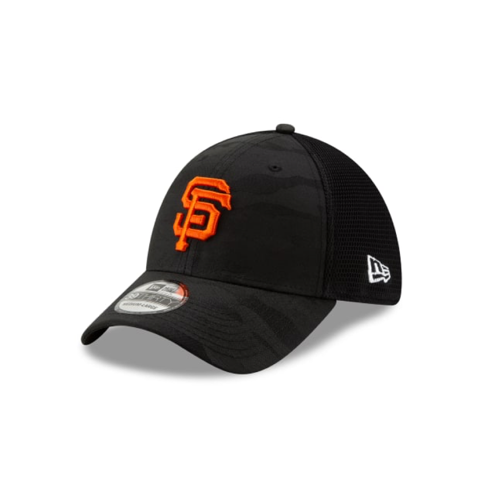 SF Giants Camo Front 39Thirty