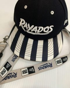 Gorra Rayados New Era