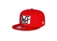 Duff Beer Los Simpson 9Fifty OF Snapback