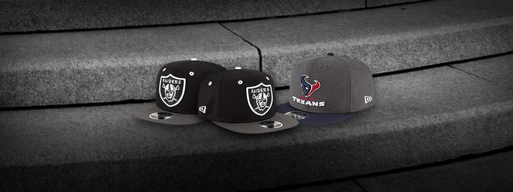 ¡Prepárate para el 2016 NFL Mexico Game con estas gorras New Era!