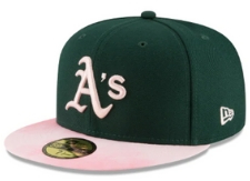 Oakland Athletics Mother's Day 2019 59Fifty