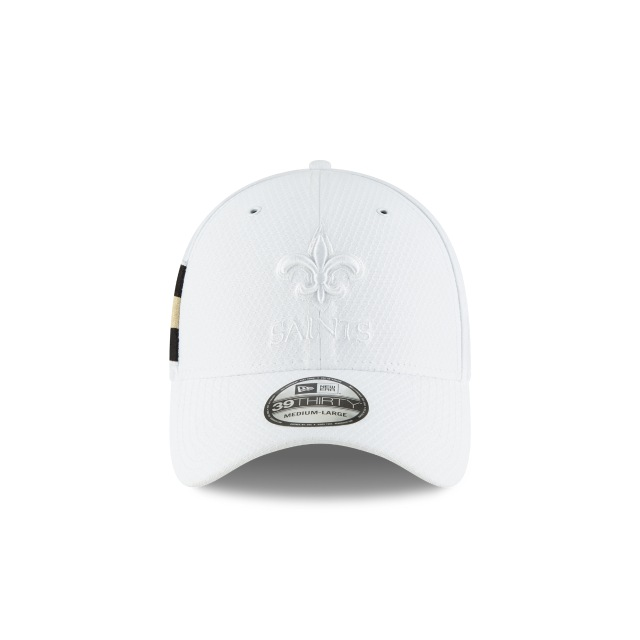 New Orleans Saints Nfl Color Rush 2018 39thirty Elástica | New Orleans Saints Caps | New Era Cap