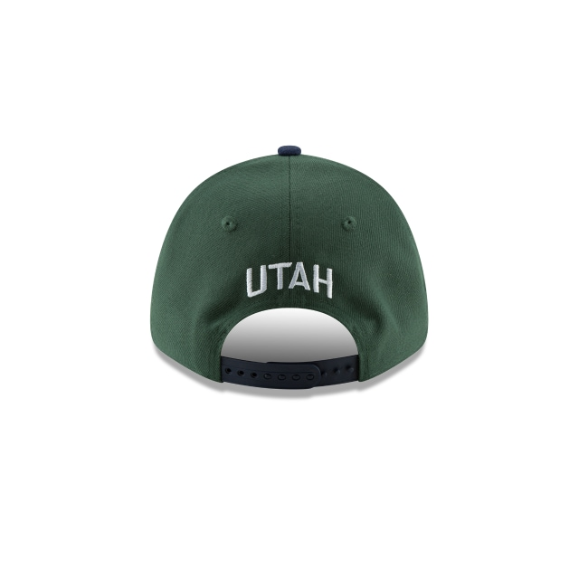 Utah Jazz Nba México City Sgames 2018 9forty Strapback | Utah Jazz Caps | New Era Cap