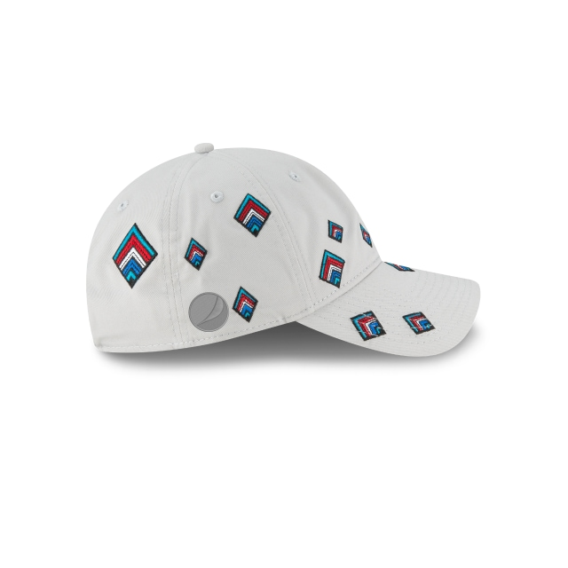 Iain Macarthur Pepsi Art Of Football 9Twenty Strapback Vista derecha