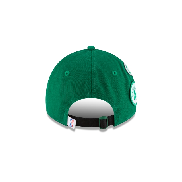 Boston Celtics Nba Draft 2018 9twenty Strapback | Boston Celtics Caps | New Era Cap