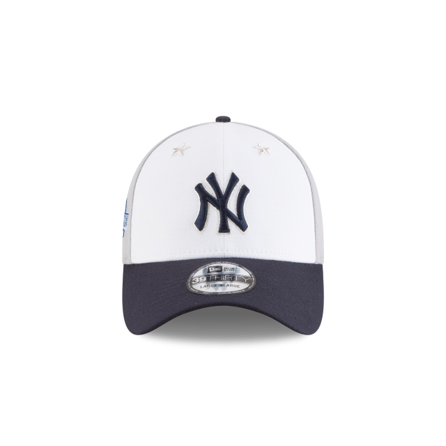 New York Yankees MLB All-Star Game 2018 Niño 39Thirty Elástica Vista frontal