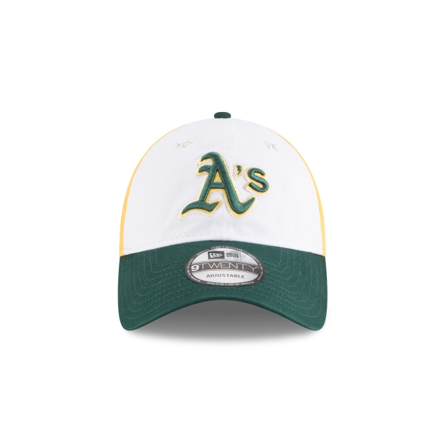 Oakland Athletics MLB All-Star Game 2018 Niño 9Twenty Strapback Vista frontal