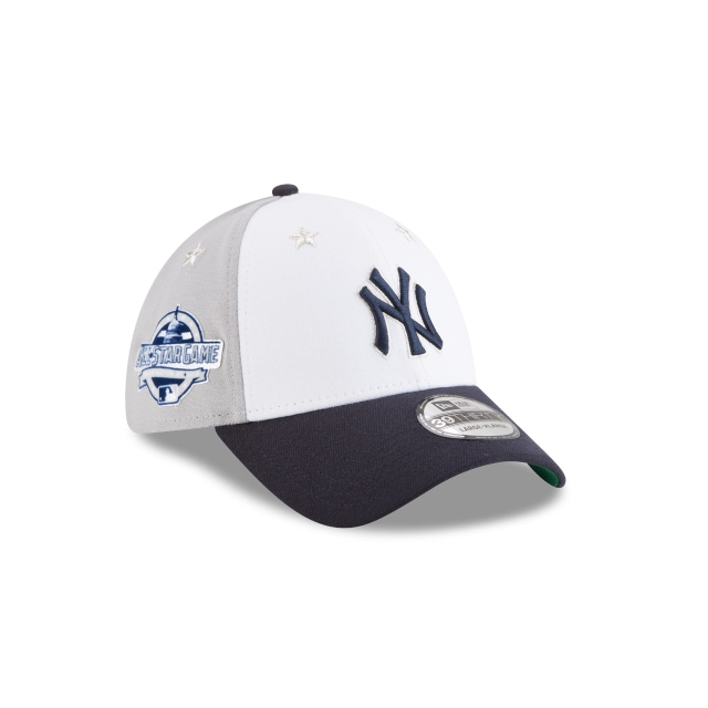 New York Yankees MLB All-Star Game 2018 Niño 39Thirty Elástica Vista derecha tres cuartos