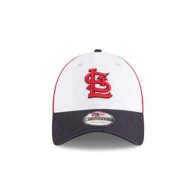 St. Louis Cardinals MLB All-Star Game 2018  9Twenty Strapback Vista frontal