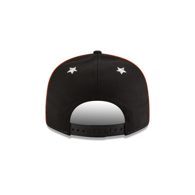 San Francisco Giants MLB All-Star Game 2018 Niño 9Fifty Snapback Vista trasera