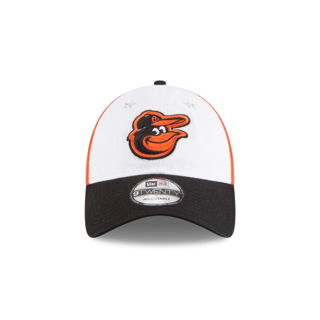 Baltimore Orioles MLB All-Star Game 2018  9Twenty Strapback Vista frontal