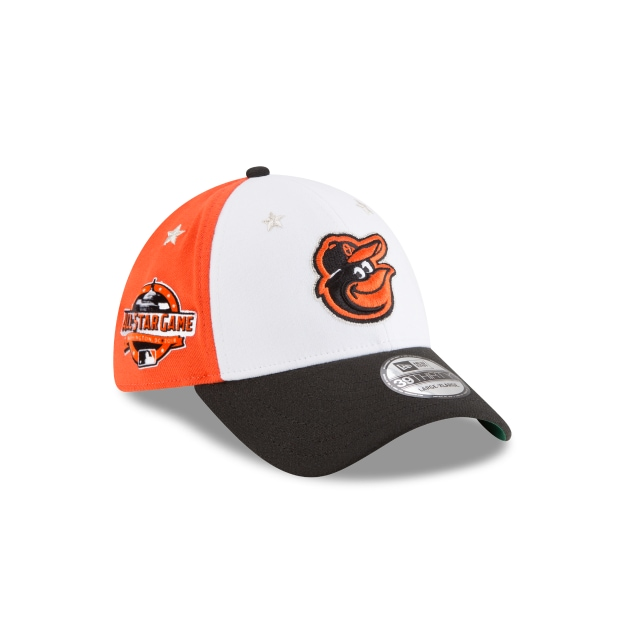 Baltimore Orioles MLB All-Star Game 2018 Niño 39Thirty Elástica Vista derecha tres cuartos