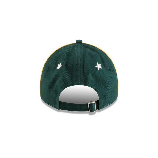 Oakland Athletics MLB All-Star Game 2018 Niño 9Twenty Strapback Vista trasera