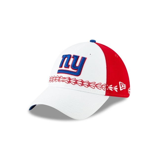5c8adee653aec Gorra De New York Giants Nfl Draft 2019 39thirty Elástica