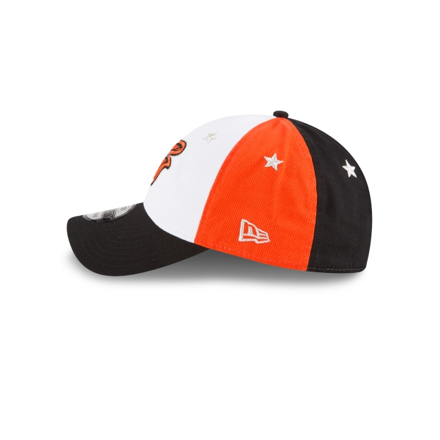 Baltimore Orioles MLB All-Star Game 2018  9Twenty Strapback Vista izquierda