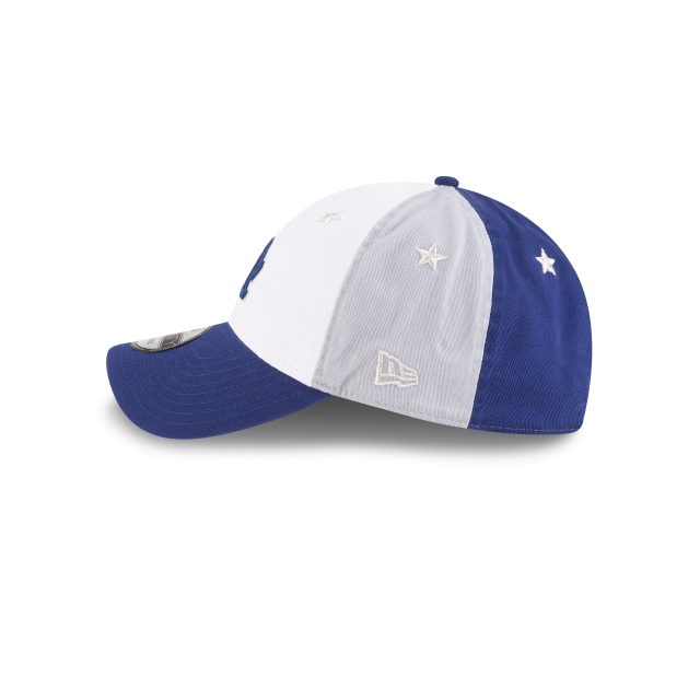 Los Angeles Dodgers Mlb All-star Game 2018  9twenty Strapback | Los Angeles Dodgers Caps | New Era Cap